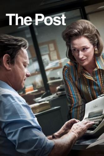 Steven Spielberg, Liz Hannah, Josh Singer, Janusz Kaminski: The post