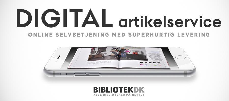Digital Artikel Service