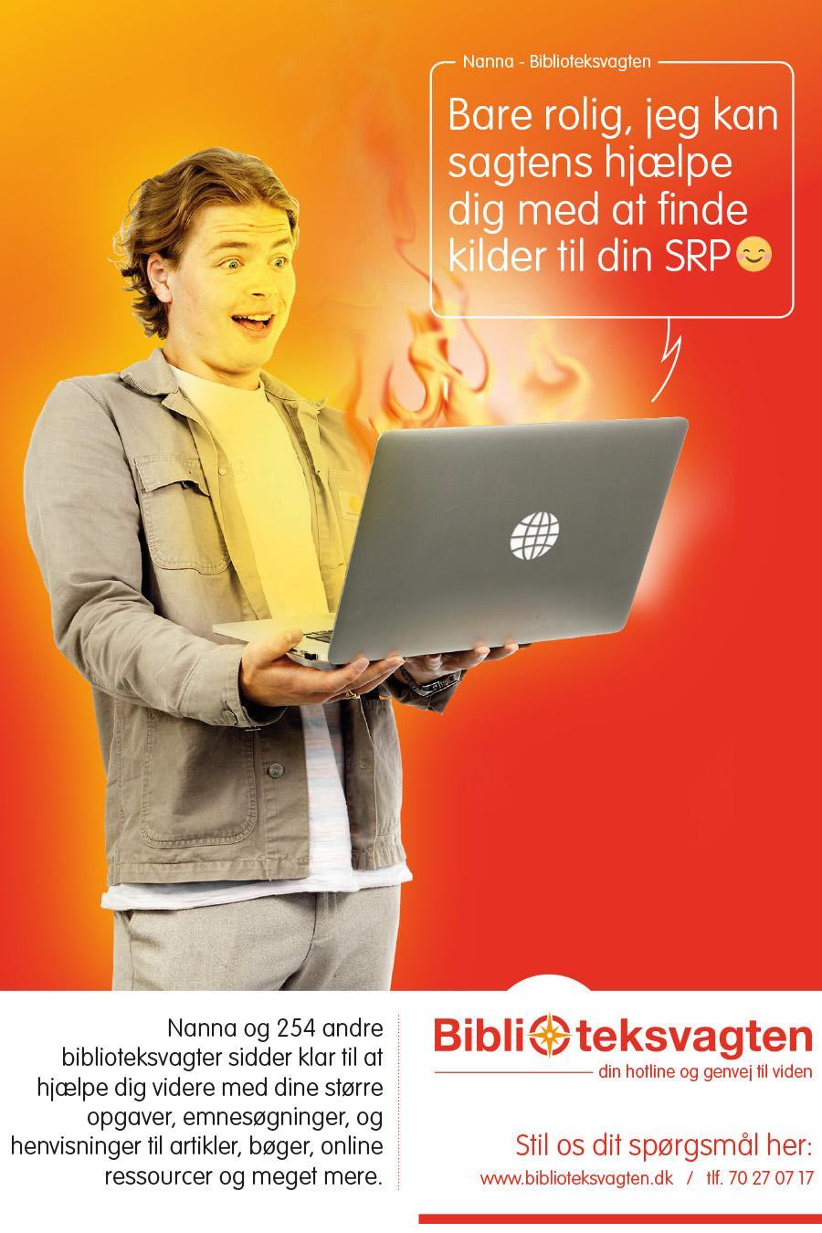 dreng med computer