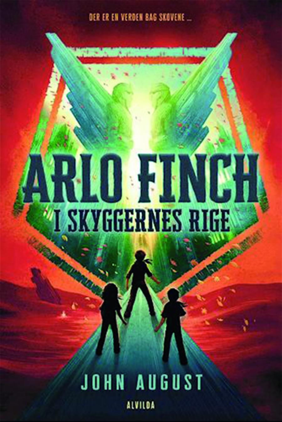 Arlo Finch i skyggernes rige