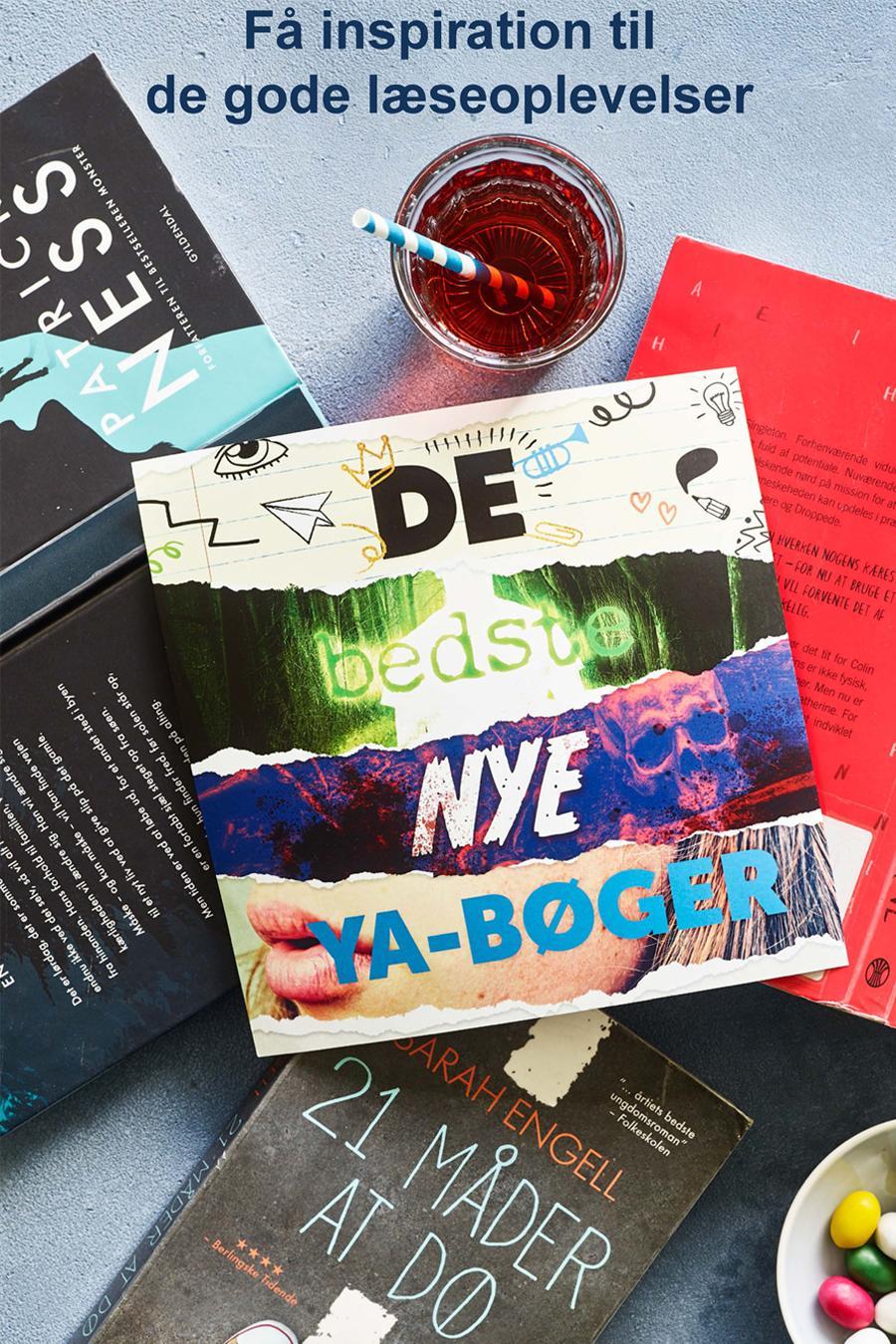 De bedste nye YA-bøger