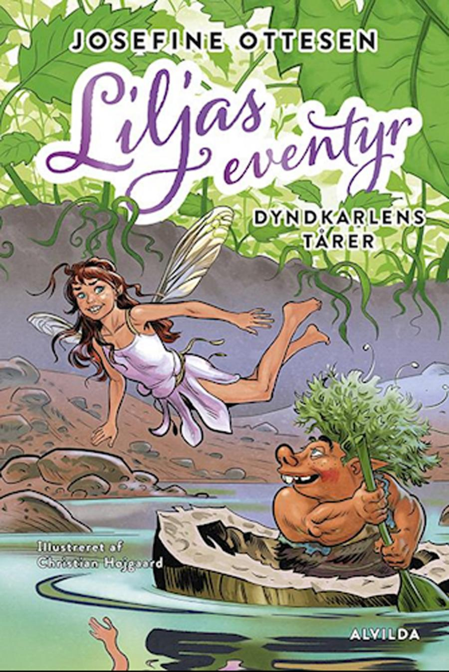 Liljas eventyr - Dyndkarlens tårer