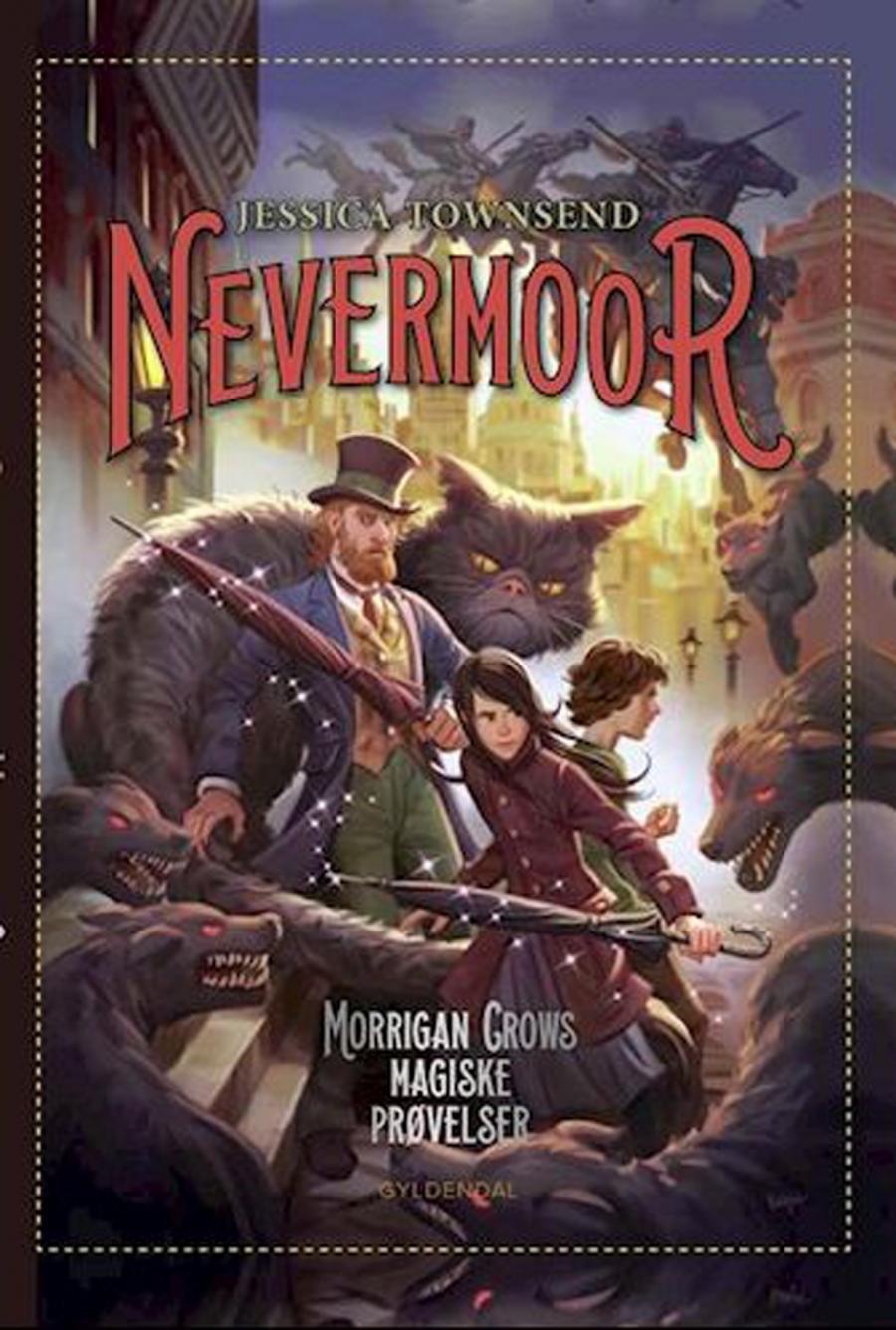 Nevermoor – Morrigan Crows magiske prøvelser