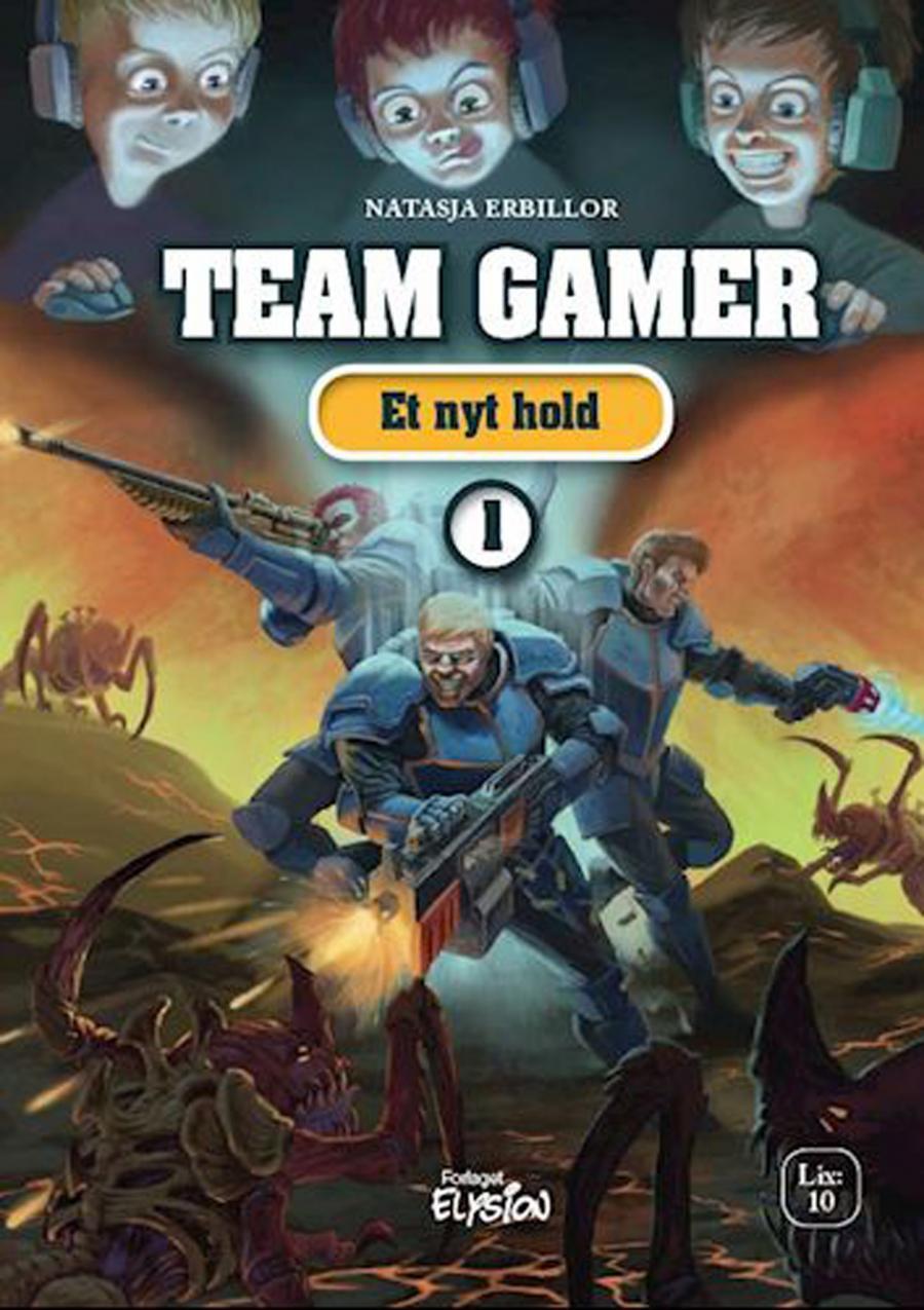 Team Gamer - et nyt hold.