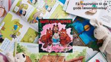 Billedbøger og bamser