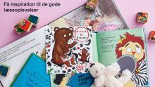 Bamser og billedbøger